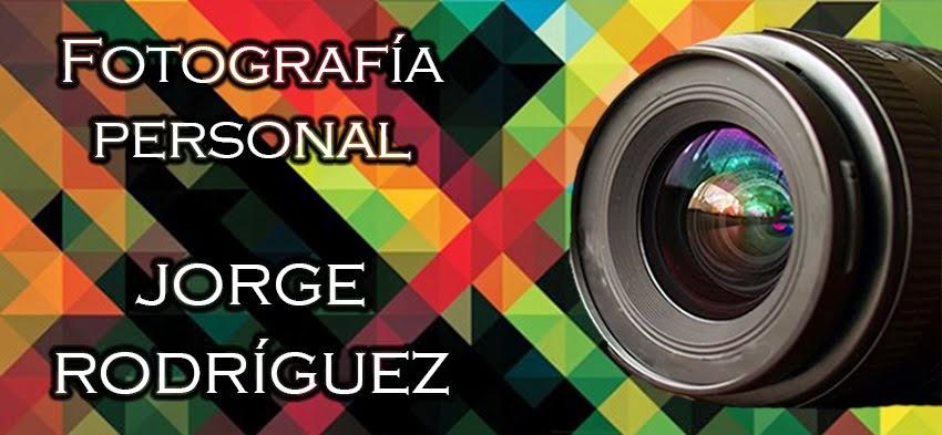 Fotografía personal de Jorge Rodríguez.