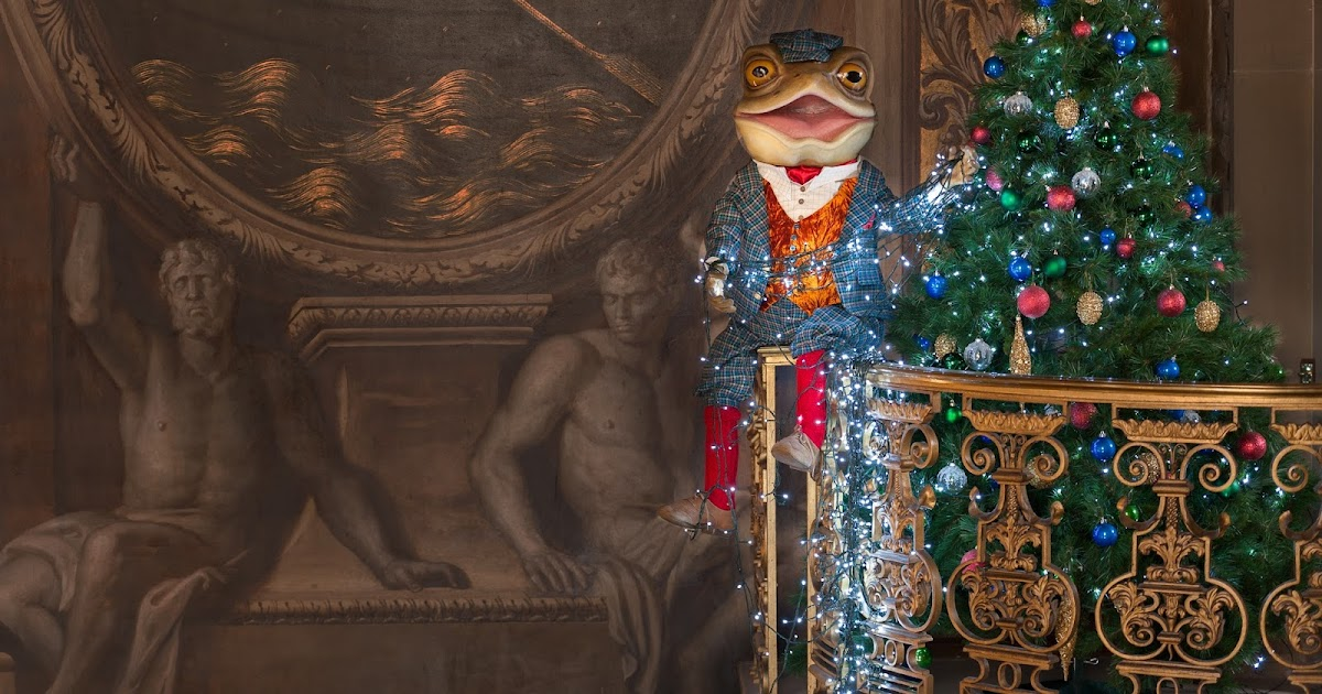 Chatsworth blog: It's beginning to look a lot like Christmas