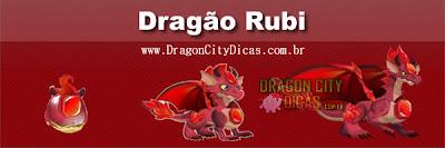 Dragão Rubi