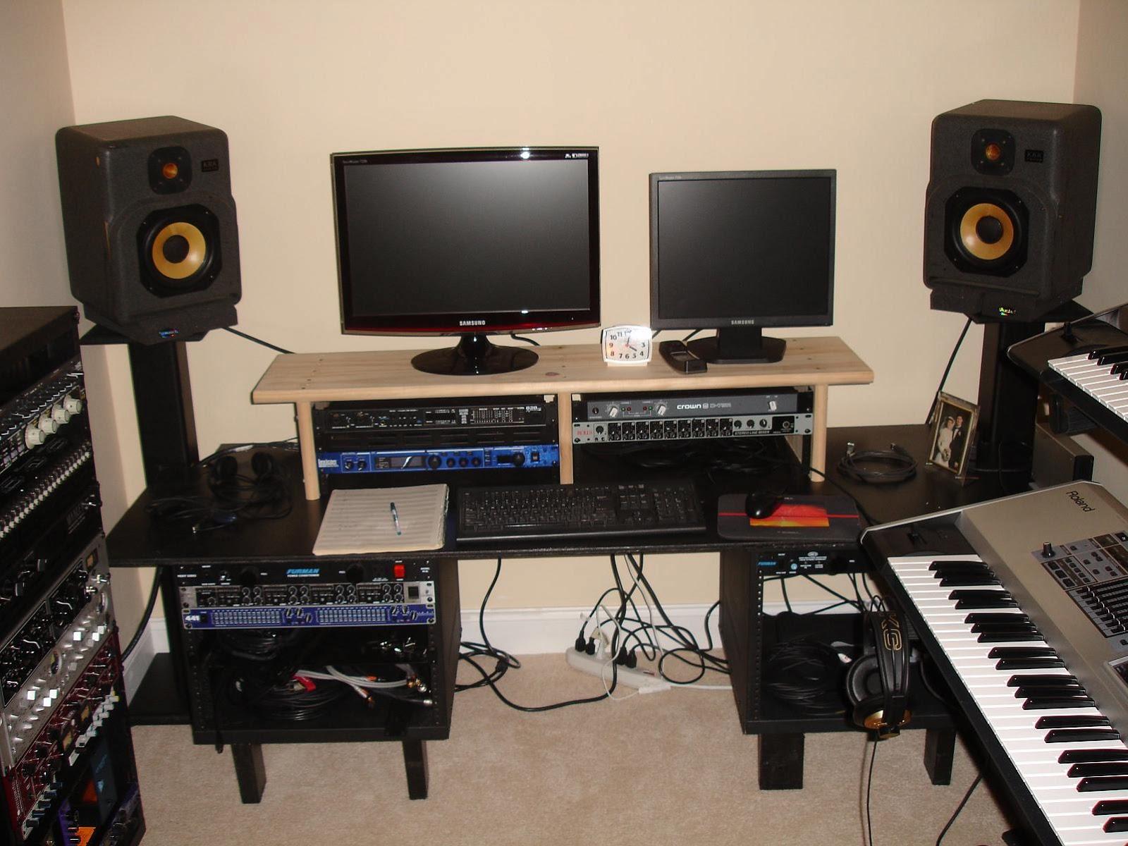 Home Studio Ou Studio?