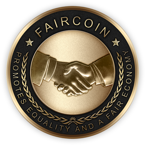 Aceptamos Faircoins