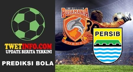 Prediksi Pusamania Borneo vs Persib, Piala Presiden 20-09-2015
