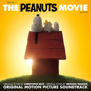 The Peanuts Movie Soundtrack by Christophe Beck and Meghan Trainor