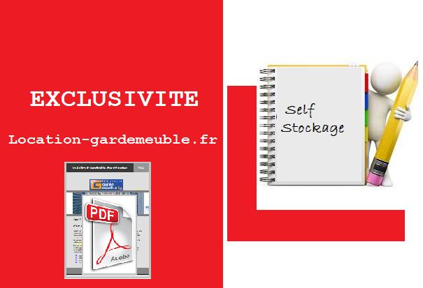 rapport self stockage garde meuble libre acc s location box stockage. Black Bedroom Furniture Sets. Home Design Ideas
