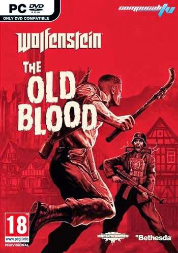 Wolfenstein: The Old Blood PC Game Español