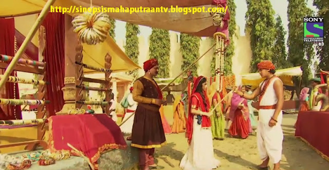 Sinopsis Mahaputra Episode 171