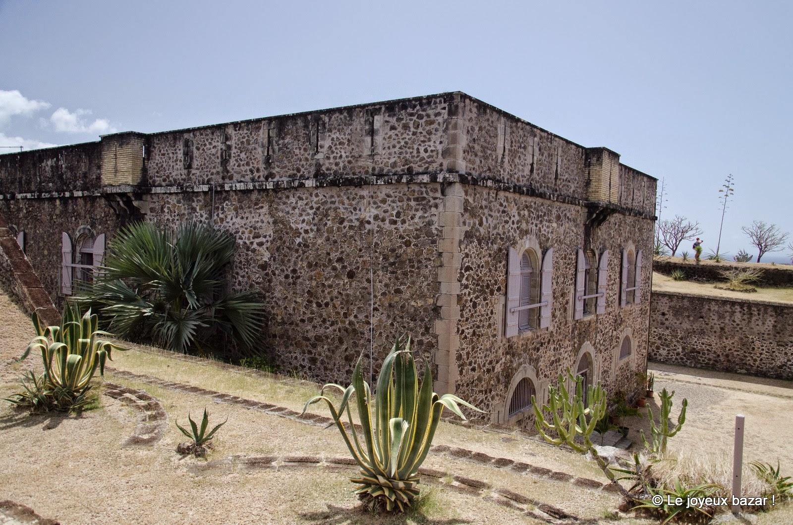 Guadeloupe - Les Saintes - Terre de Haut - Fort Napoléon