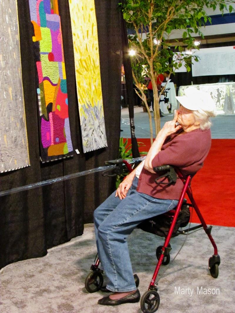 Houston Quilt Festival 2014