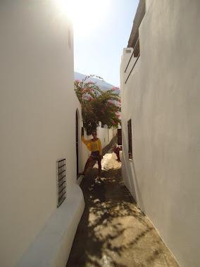 Streets of Stromboli