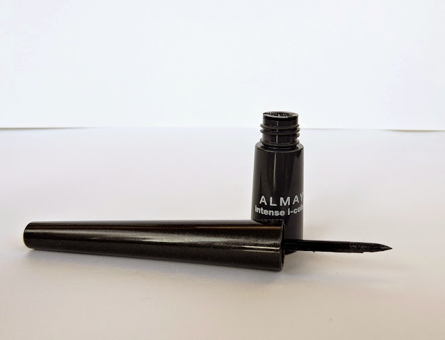Get the look!: Almay Intense i-colour Liquid Eyeliner, Beauty, Review, Tutorial, Almaypicnic, Toronto, Canada, Ontario, Melanie.Ps, The Purple Scarf, Makeup