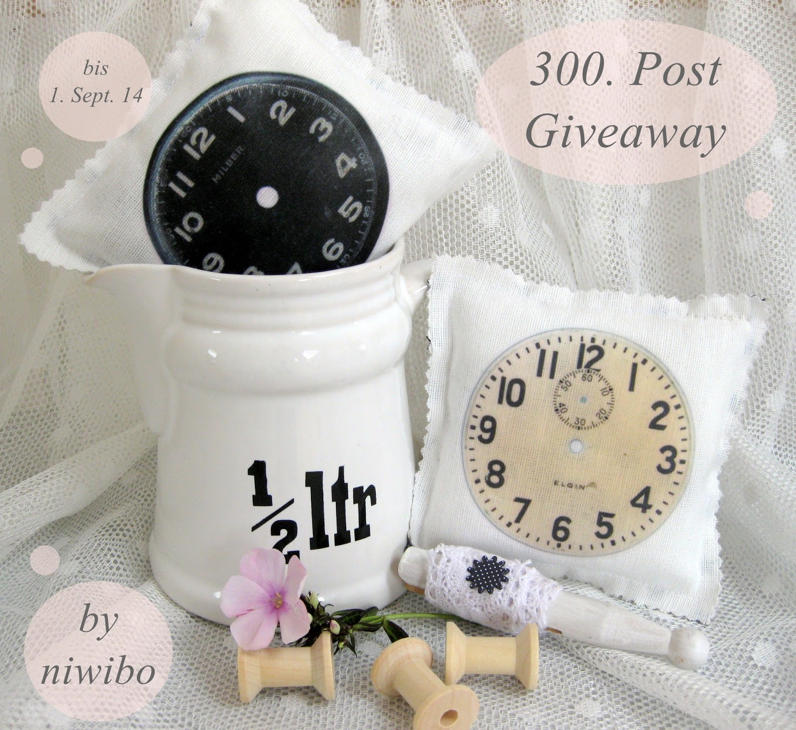 Giveaway by Nicole
