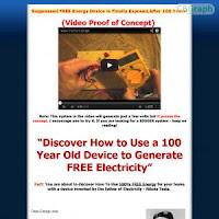Nikola Tesla Secret - Exposing Tesla's 'FREE Energy' Device