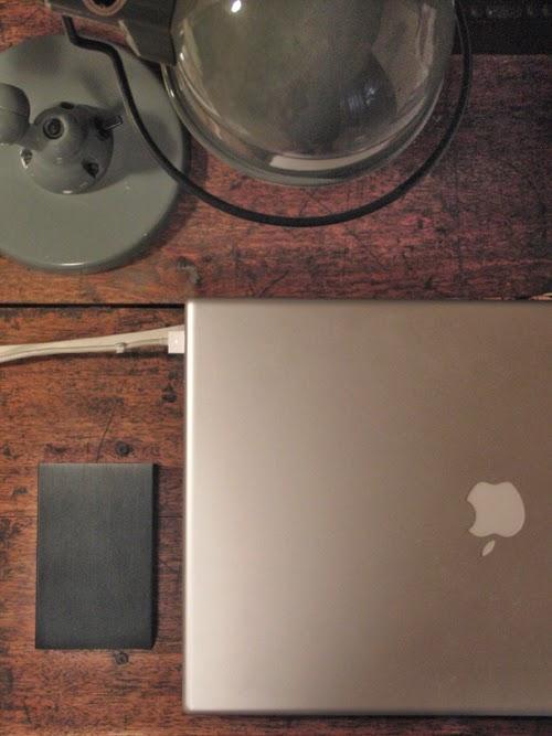 LaCie rikiki USB3.0 1TB MacBook Pro