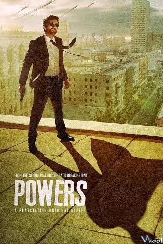 Sức Mạnh Tối Thượng 1 - Powers Us Season 1