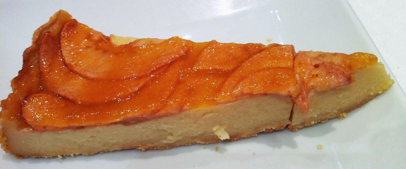 Restaurante-Oncalada-Bilbao-Tarta-Manzana
