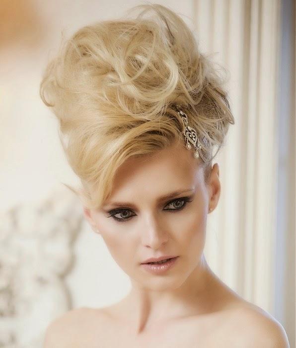 lo mejor en tendencias en peinados de novia moda nica