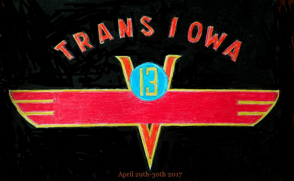 THE TRANS IOWA RACE V.13