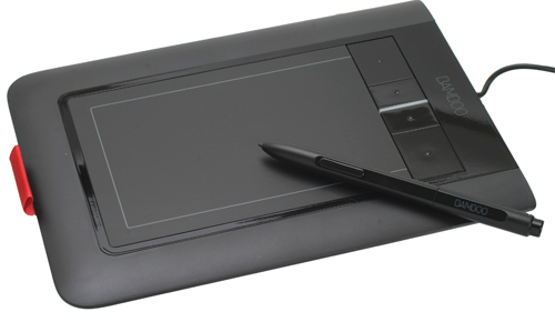 Bamboo Pen And Touch Tablet