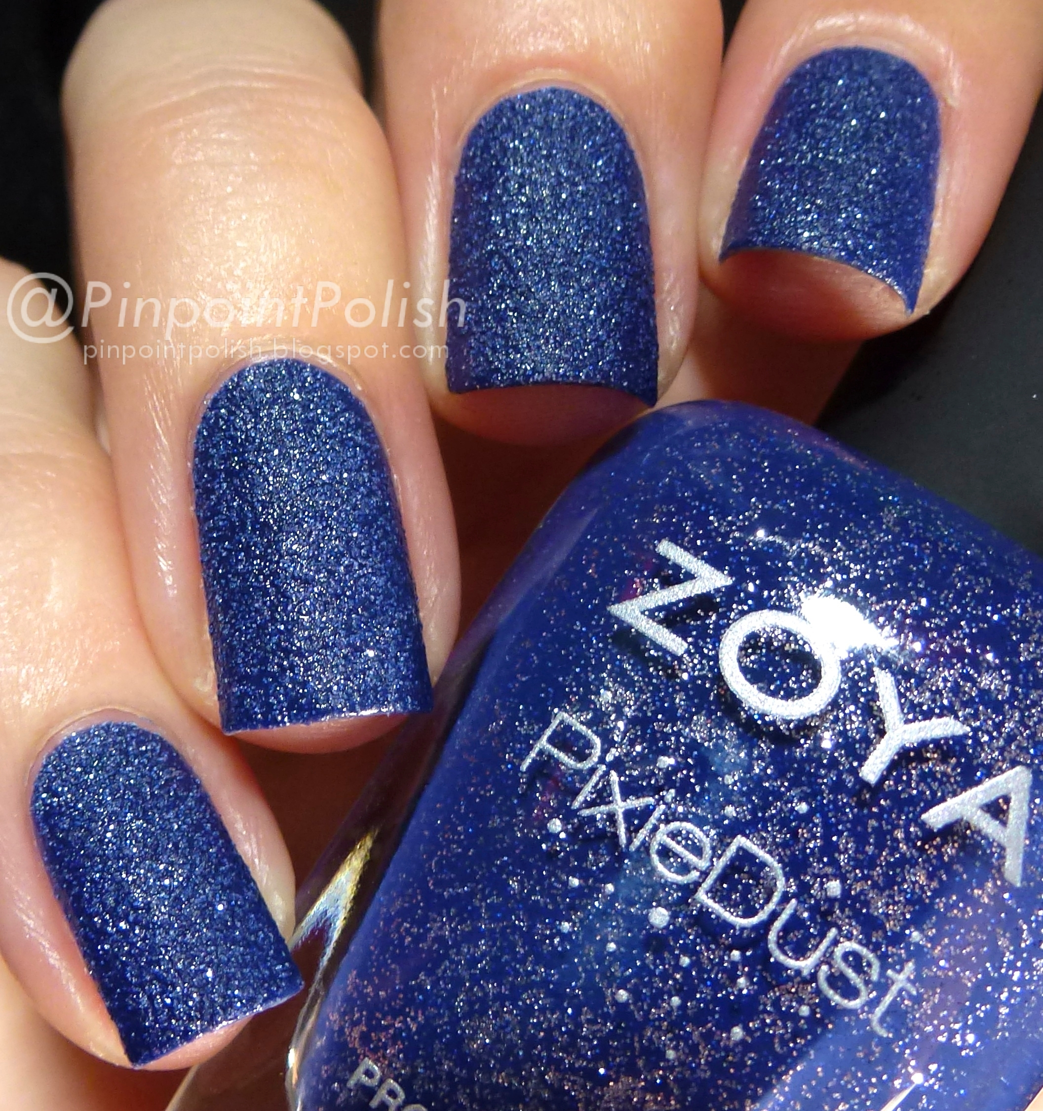 Zoya, Sunshine, swatch