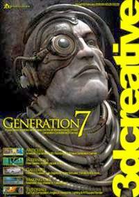 3DCreative Magazine Issue 018 February 2007