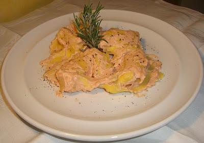 Cucinare assaporare bere e dintorni ravioli con ripieno for Cucinare 2 uova
