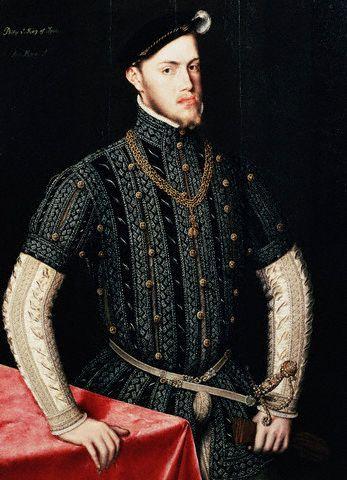 1 rey espana borbon: