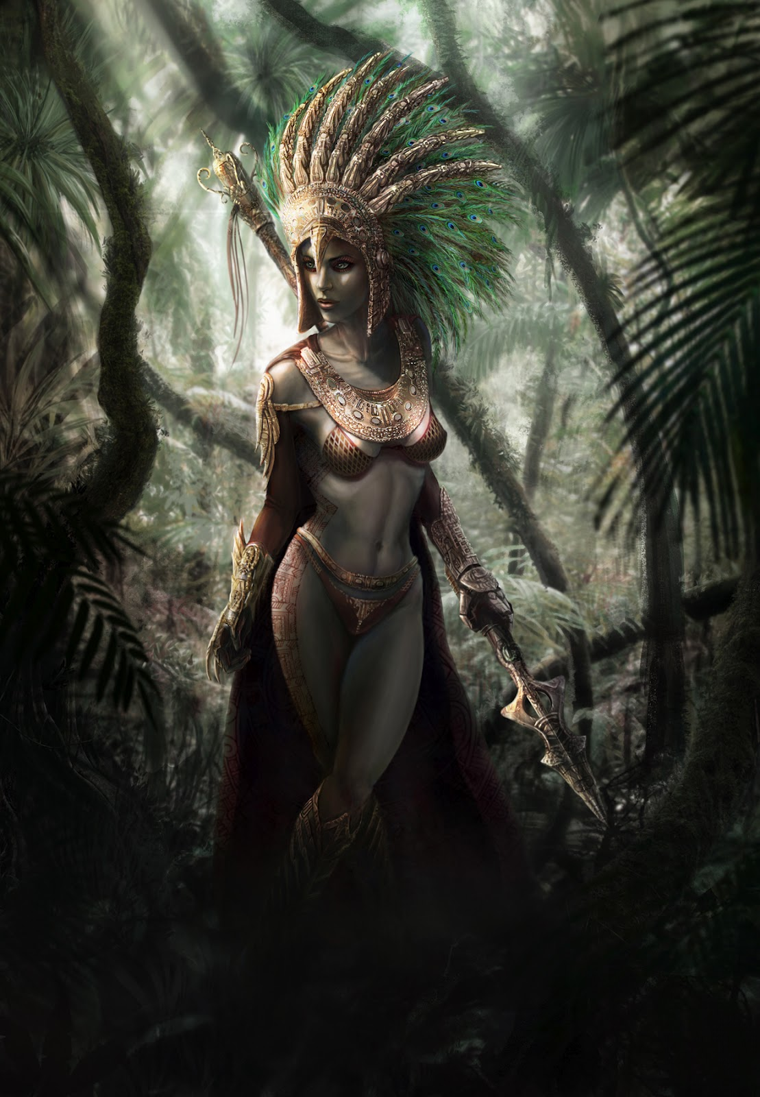 Aztec sacrifice girl xxx image