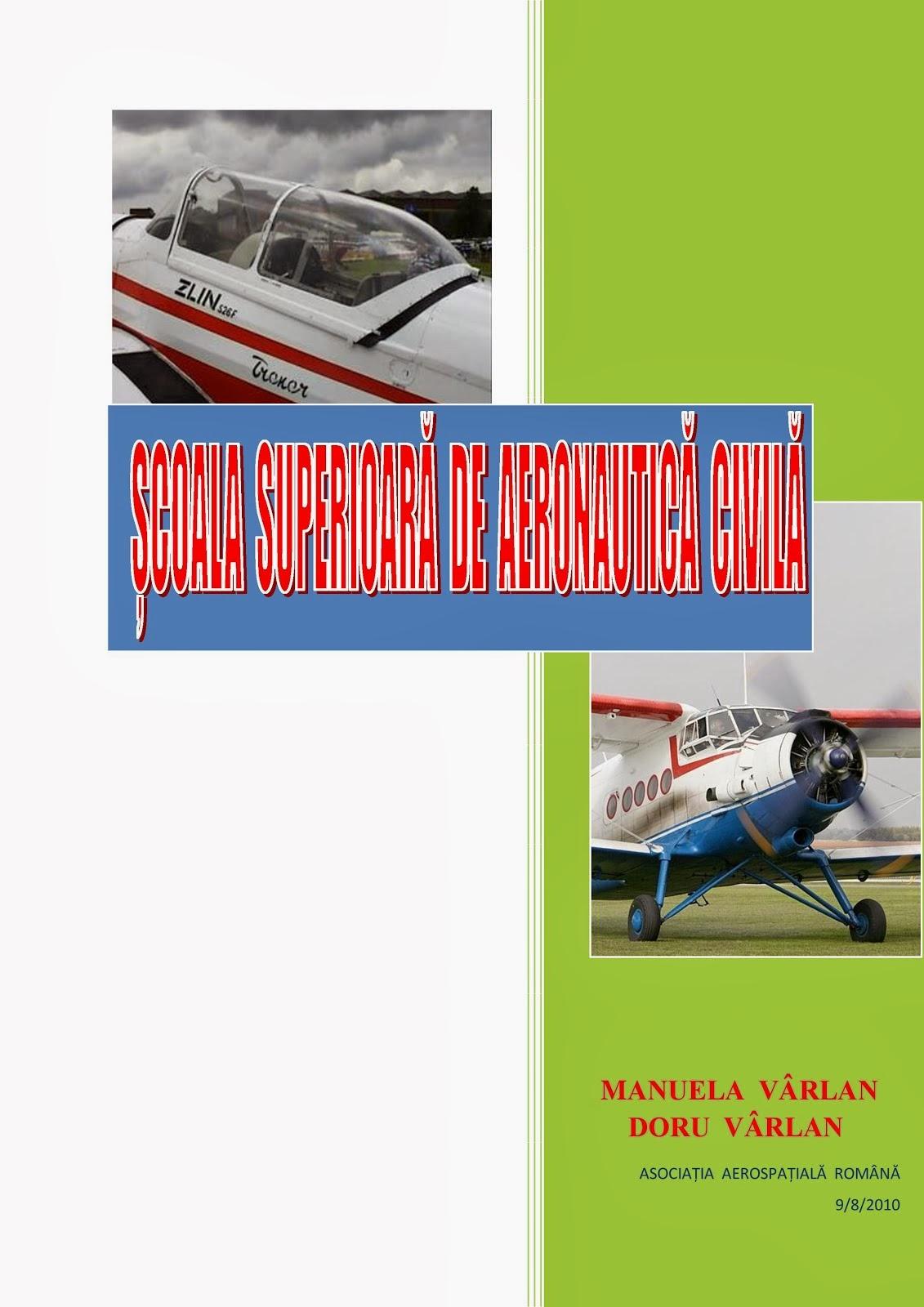 Piloti de linie din Romania - Bibliografie
