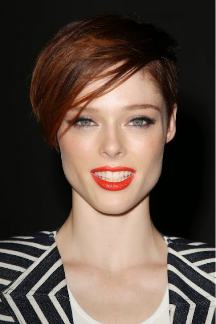 Coca Rocha Short Hairstyles Season