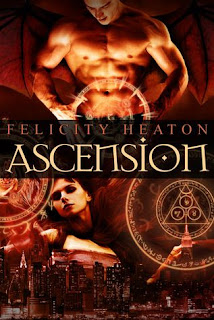 Review: Ascension by Felicity Heaton