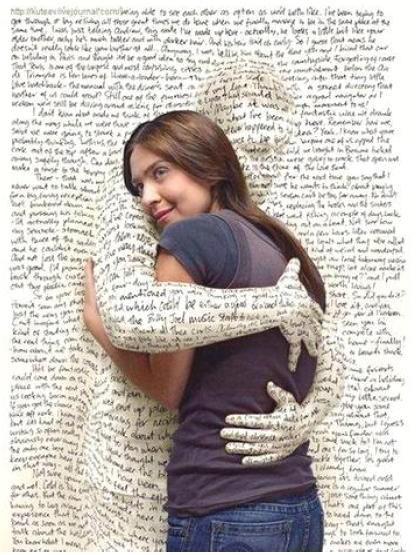 El abrazo de un libro