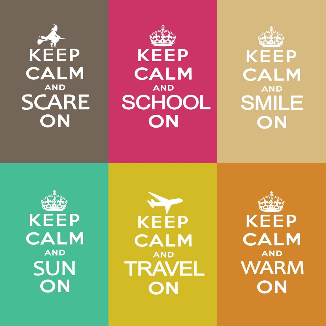 Cortinas De Baño Keep Calm:No os parecen una pasada? Estoy enamorada de ellas ¡Gracias a