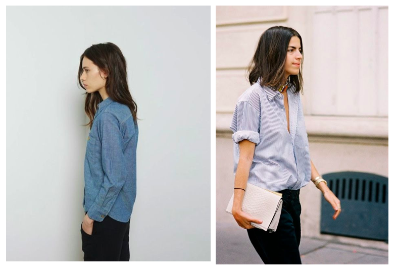 street style, personal style blog, button-down top