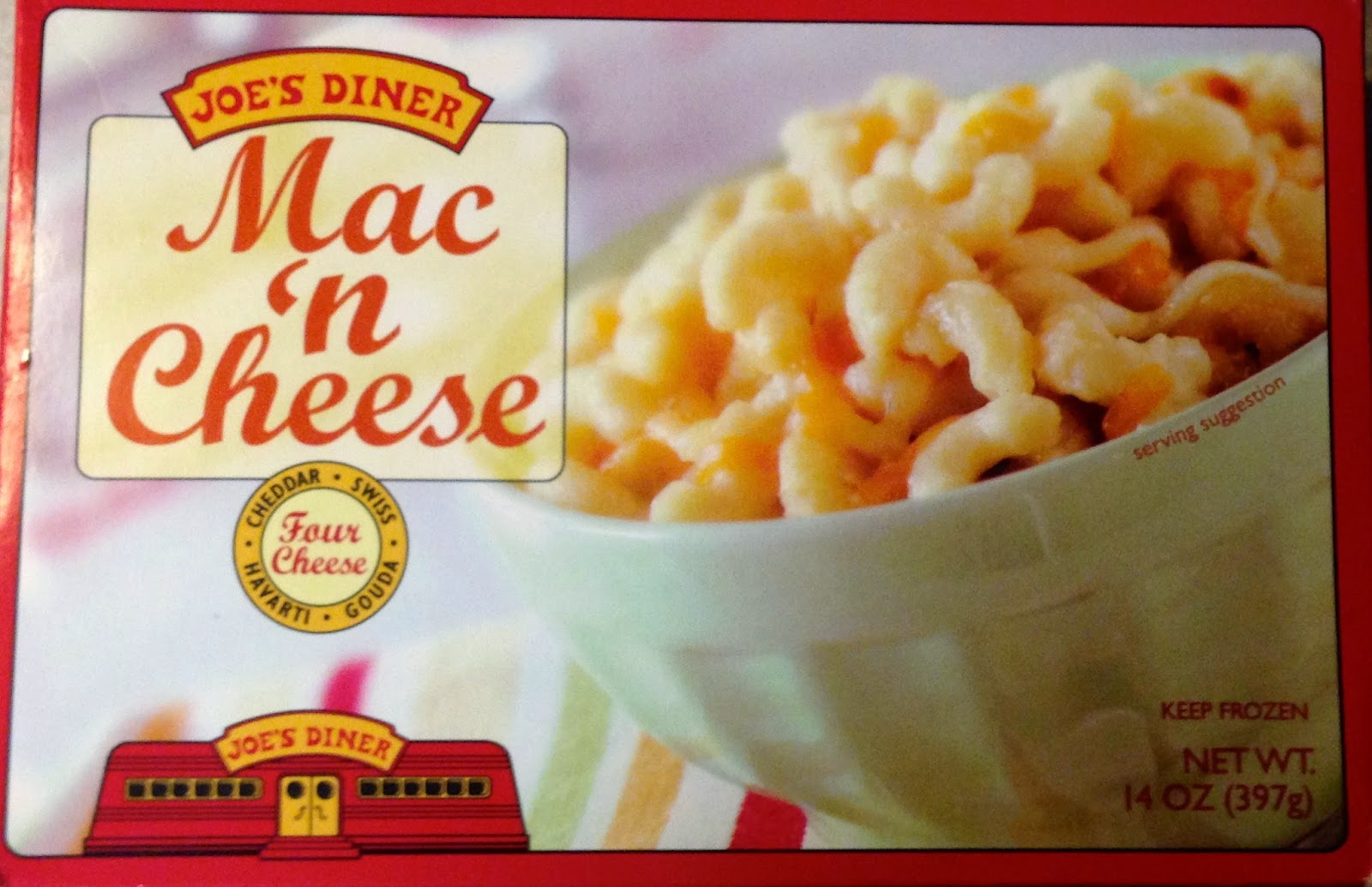 Everything Tjs Joes Diner Mac N Cheese