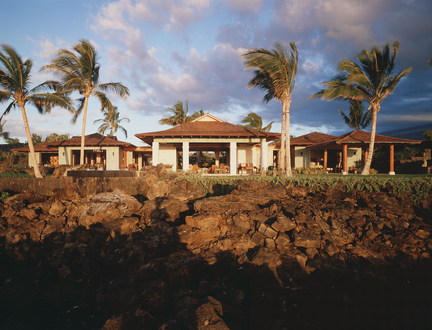 la dolce vita global architecture hawaiian style