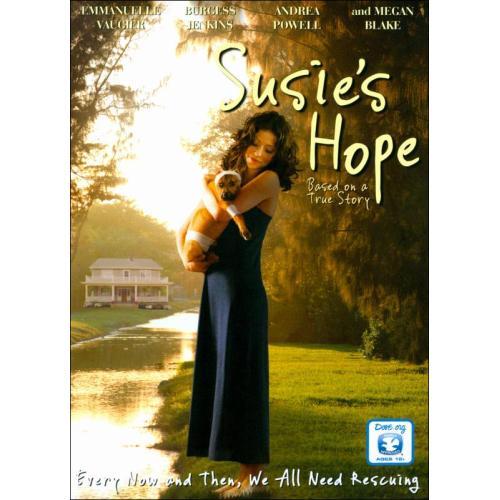 Susie's Hope DVD giveaway. #Susieshope