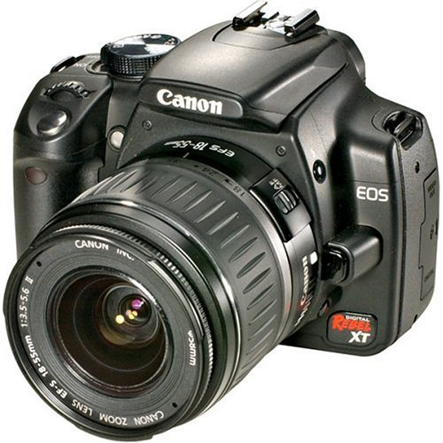 canon rebel eos xti. Upgrade Canon Digital Rebel XT