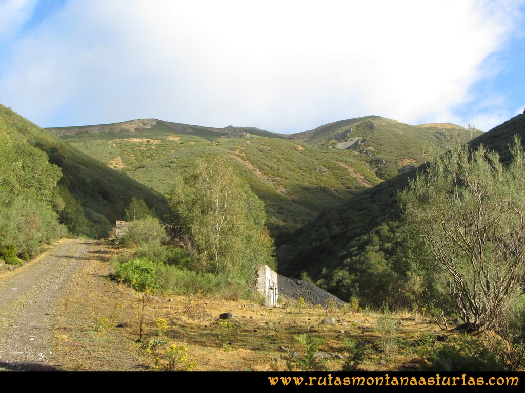 Ruta Arbás - Cellón