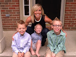 Mommyontheboysturf with her three sons