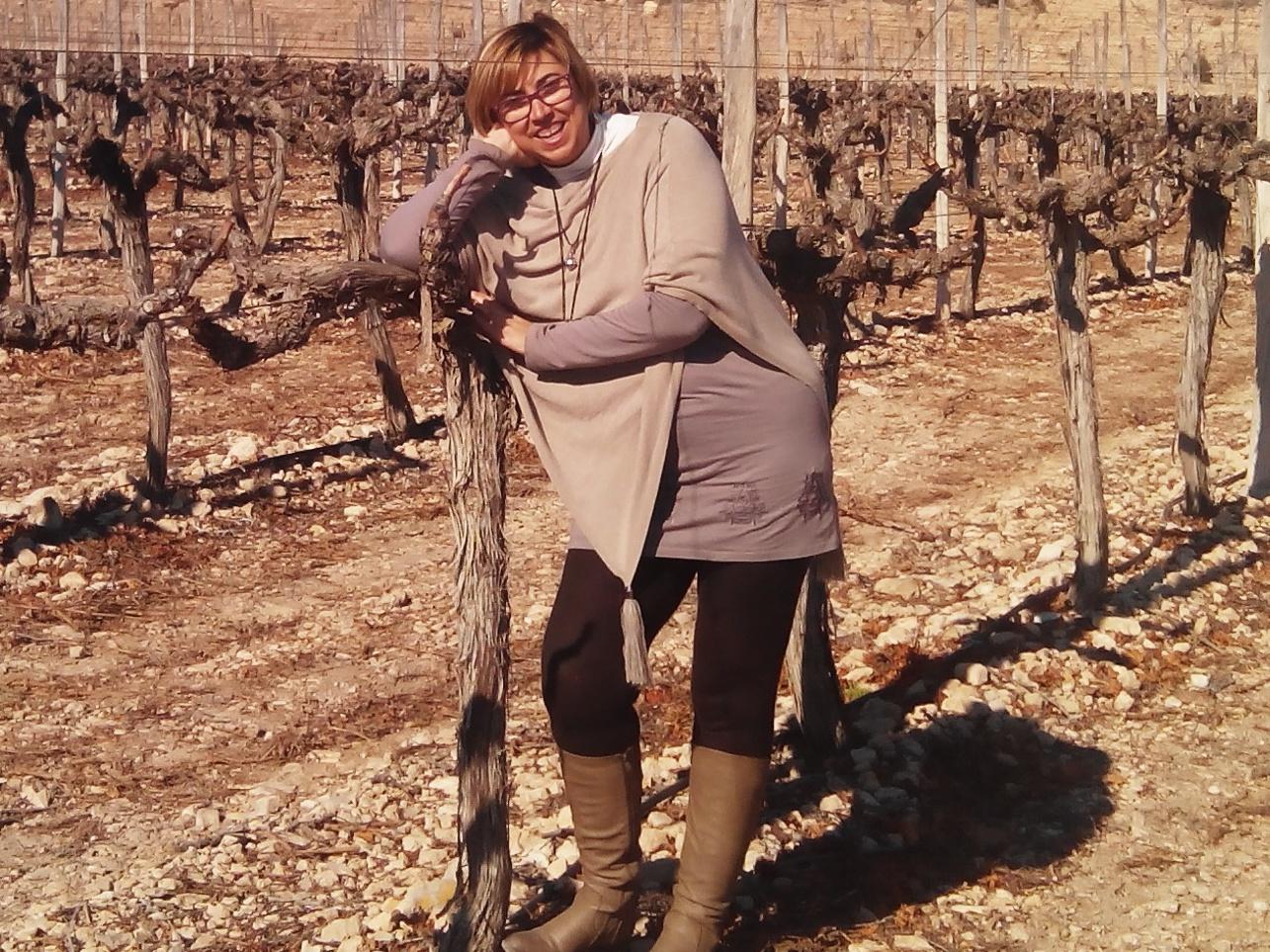 En los viñedos (clika)