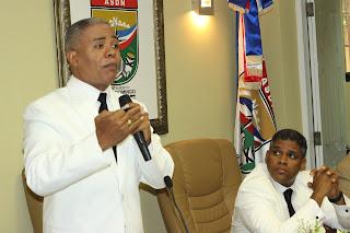 Alcalde SDN destaca avances en fortalecimiento institucional y cambios fisonomía de la ciudad