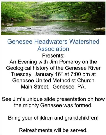 1-16 History Of Genesee River