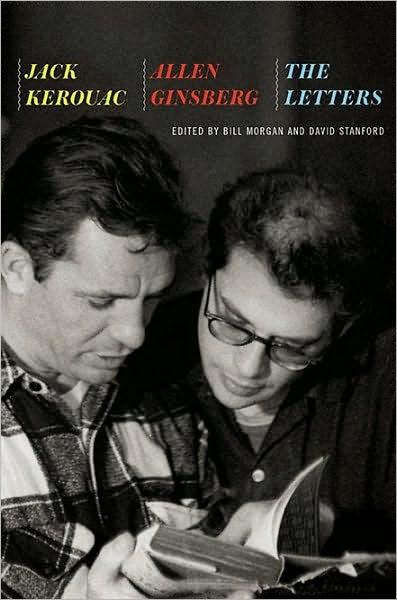 JACK KEROUAC/ALLEN GINSBERG/THE LETTERS