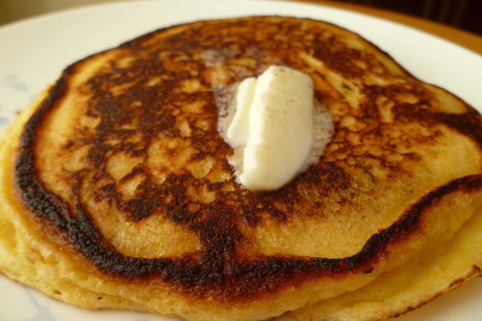 Meme's Cornmeal Griddle Cakes Recipes — Dishmaps