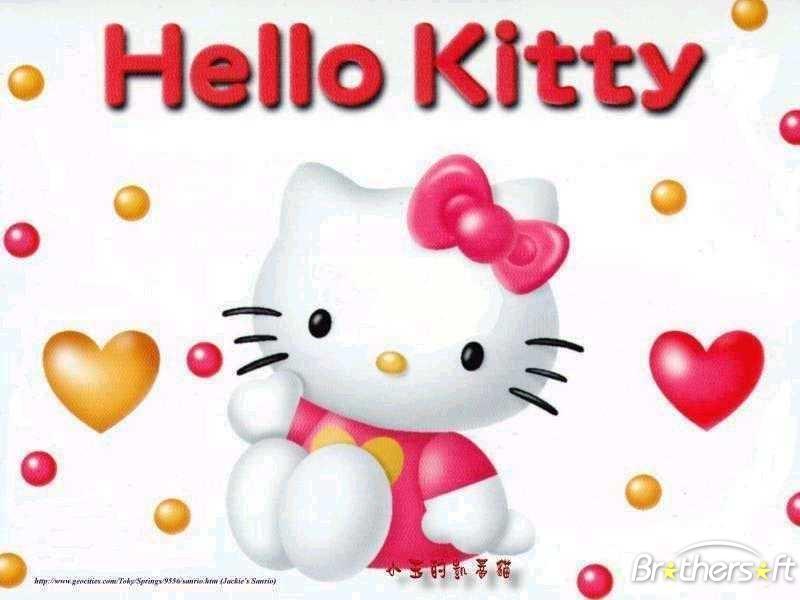 Hello Kitty Wallpaper Desktop