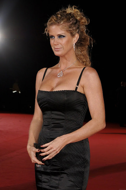 Celeb Super Model Rachel Hunter