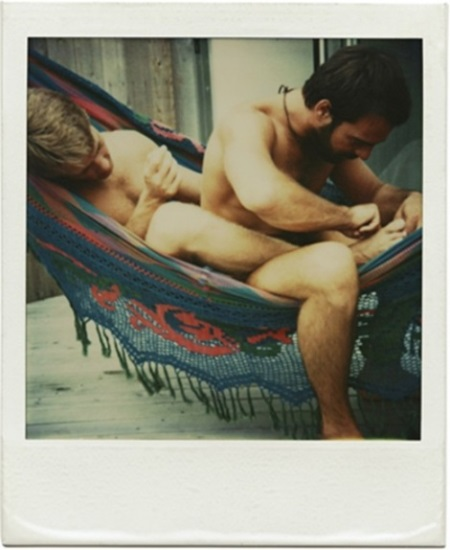 Tom Bianchi Fire Island Pines Romantic Couple