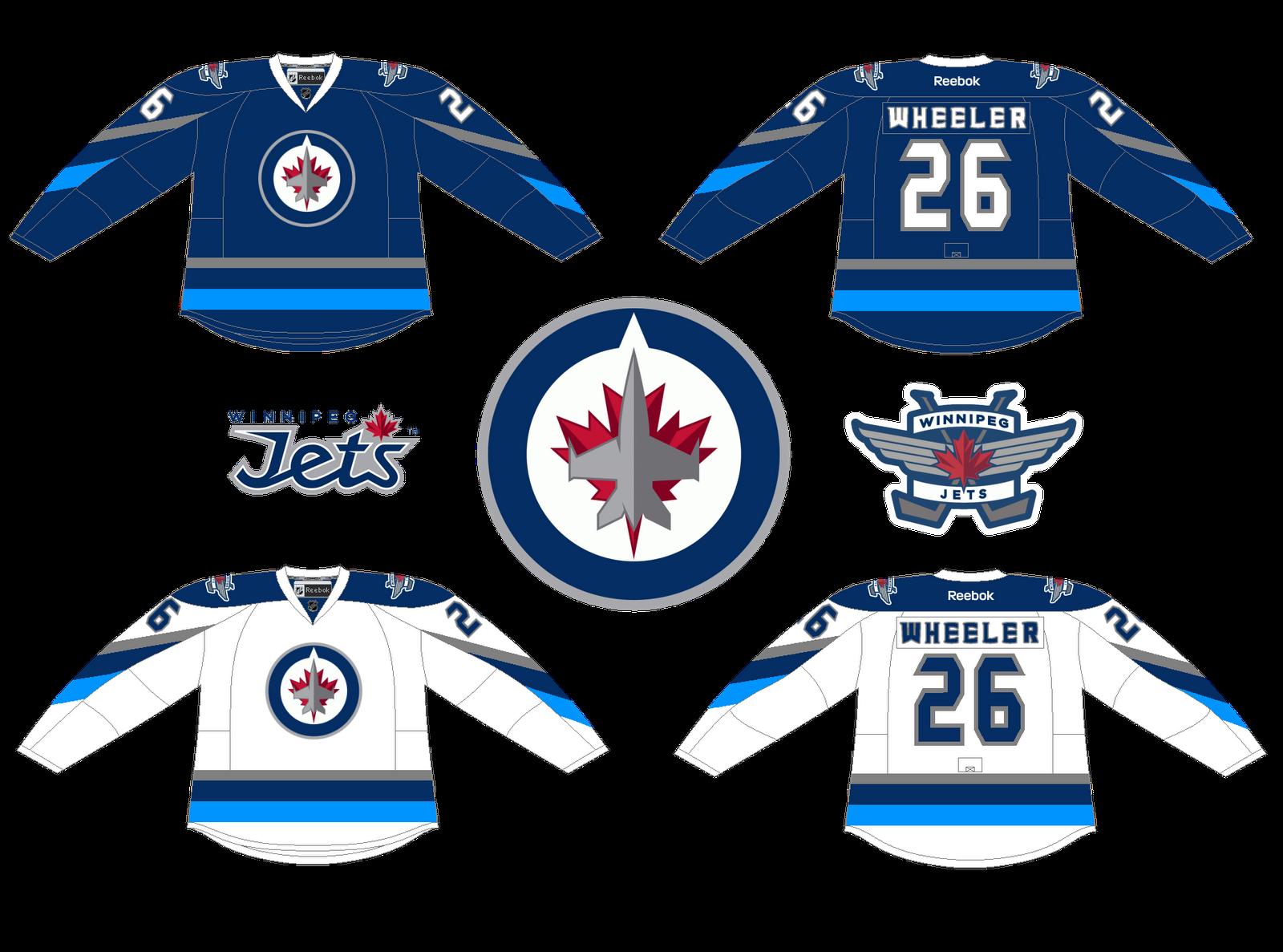 Winnipeg Jets Concept Post 2 Hockeyjerseyconcepts