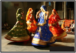 Rajasthan Dance and Music