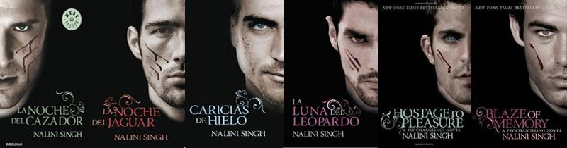 More by Nalini Singh